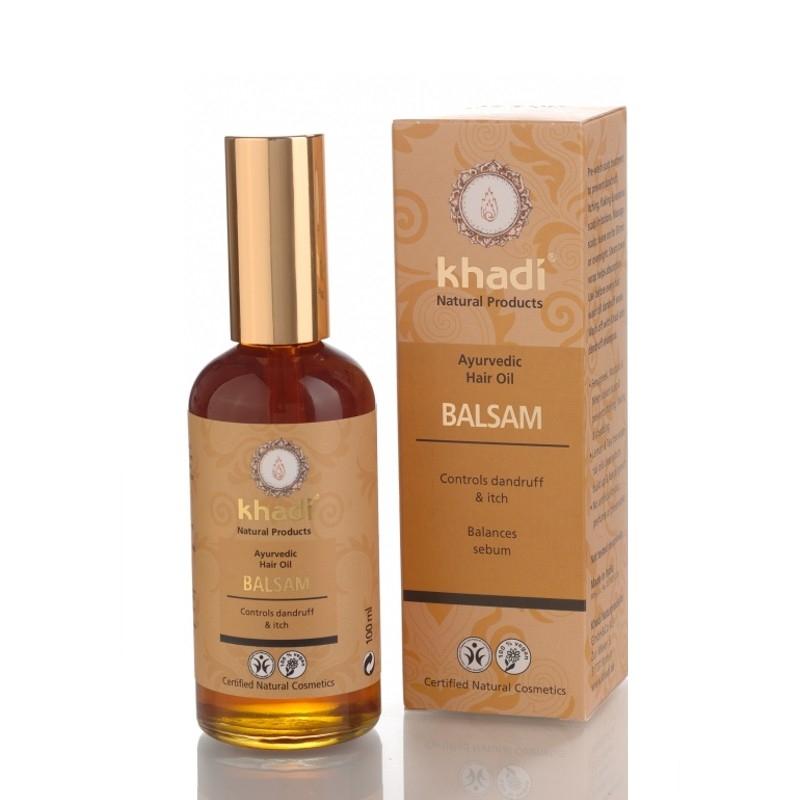 Ulei tratament antimatreata din seminte de mustar brun, 100 ml - Khadi