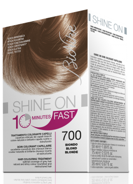 Vopsea de par naturala rapida Shine On FAST, Blonde 700 - Bionike
