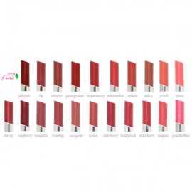 Ruj de buze cu pigmenti din fructe, Cherry - 100 Percent Pure Cosmetics