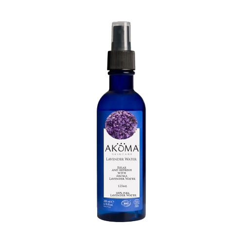 Apa florala de lavanda, 125 ml - Akoma Skincare