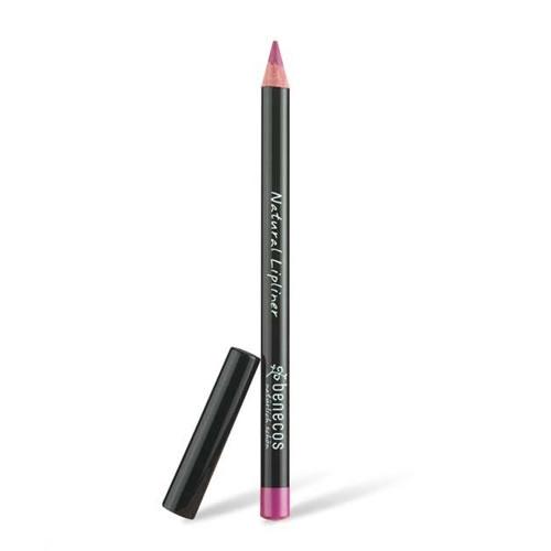 Creion bio contur buze Pink (roz) - Benecos
