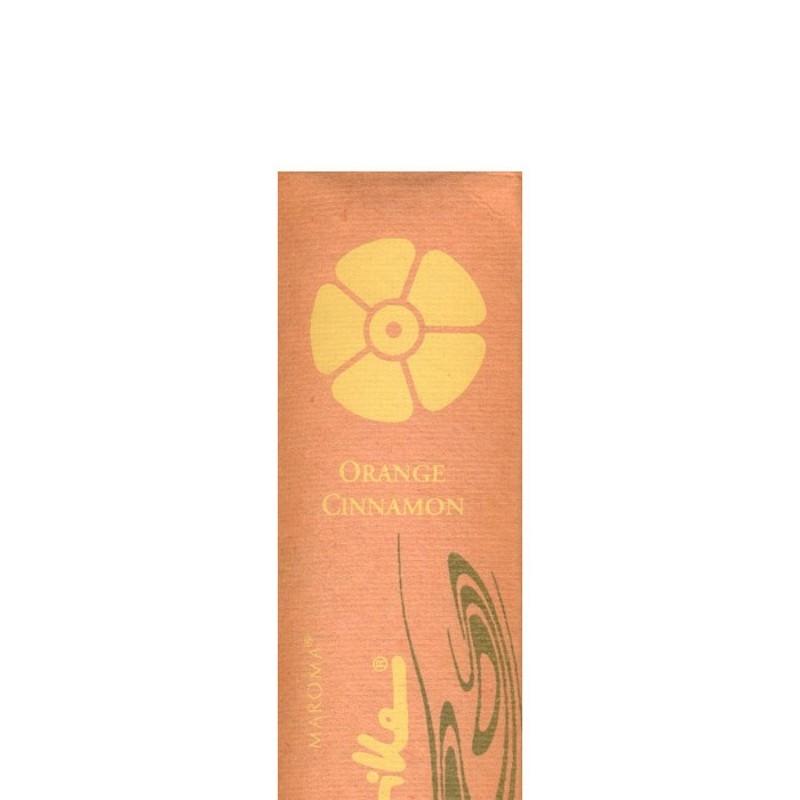 Betisoare parfumate naturale, PORTOCALE & SCORTISOARA - MAROMA