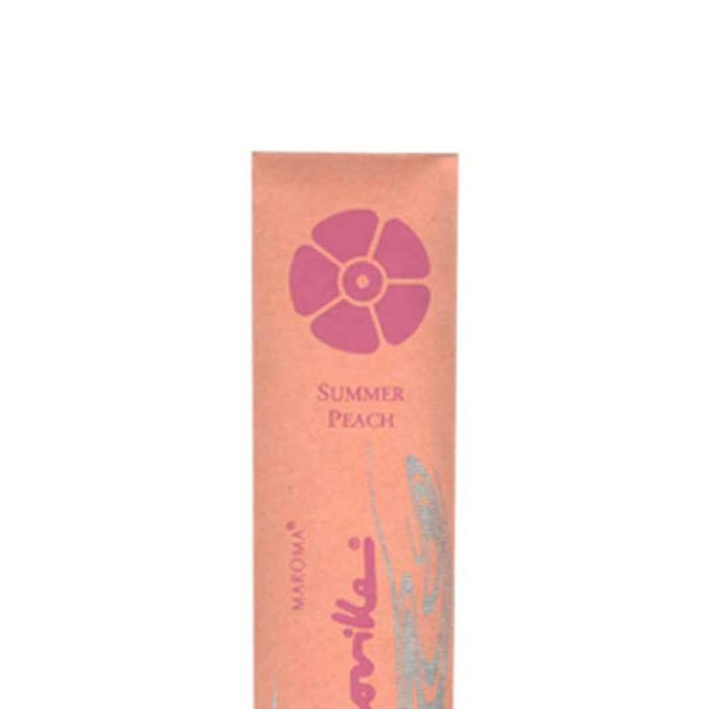 Betisoare parfumate naturale, SUMMER PEACH - MAROMA