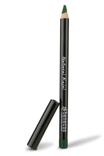 Creion Kajal bio pentru ochi, Verde - Benecos