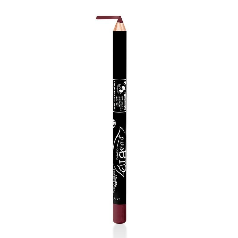 Creion bio contur ochi si buze Red Wine 30 - PuroBio
