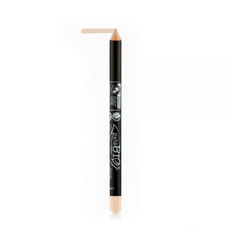 Creion de ochi iluminator Nude no.43 - PuroBio