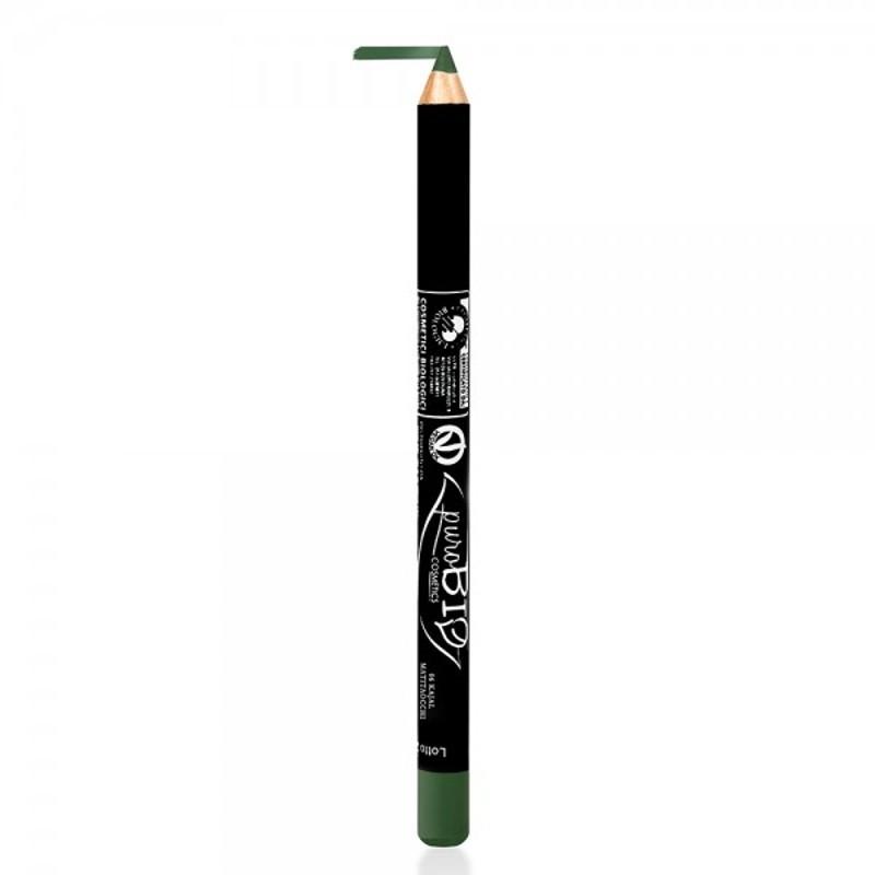 Creion de ochi kajal Verde 06 - PuroBio