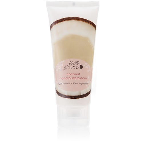 Crema de maini cu nuca de cocos - 100 Percent Pure Cosmetics