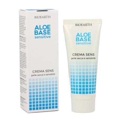 Crema Sens pentru piele uscata si sensibila - Bioearth