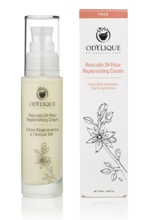 Crema organica antioxidanta de zi si noapte cu avocado - Essential Care