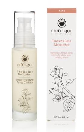 Crema organica antioxidanta de zi cu trandafiri - Essential Care
