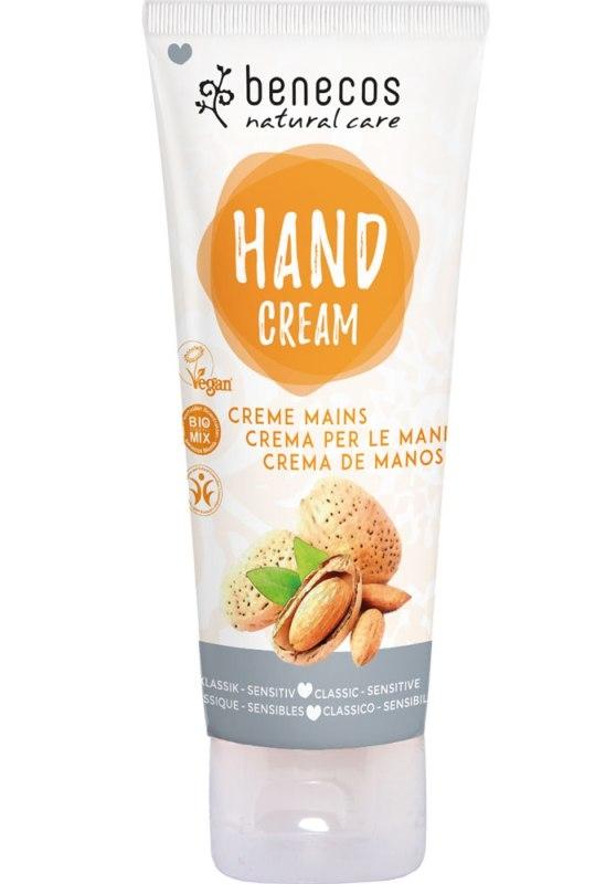 Crema de maini Classic Sensitive - Benecos