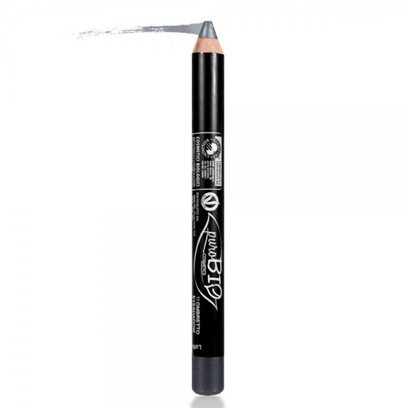 Fard de pleoape creion Gri Metalizat 11 - PuroBio