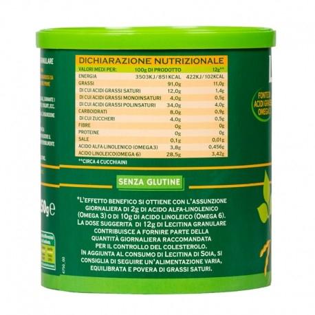 Lecitina din soia, cutie 250g - Crastan