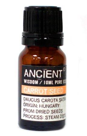 Ulei esential din Morcov seminte (Daucus Carota Sativa), 10ml - Ancient Wisdom