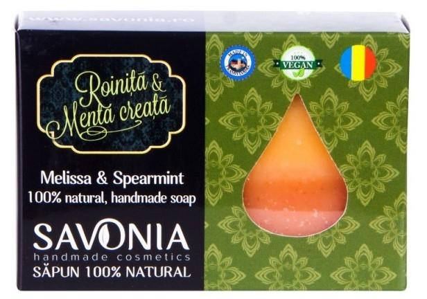 Sapun natural handmade Roinita si Menta Creata - Savonia