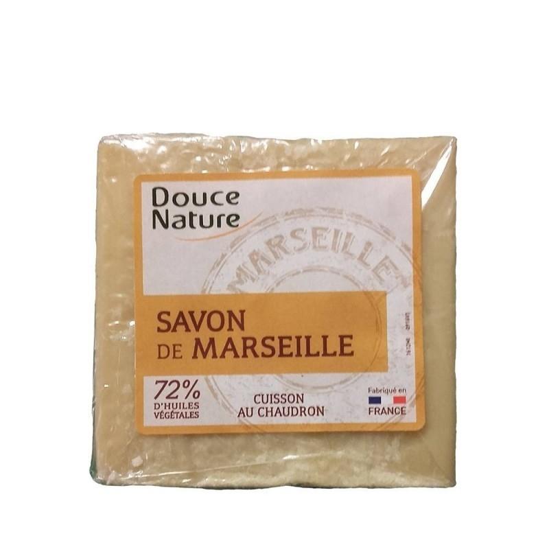 Sapun alb original de Marsilia, 300 g - Douce Nature