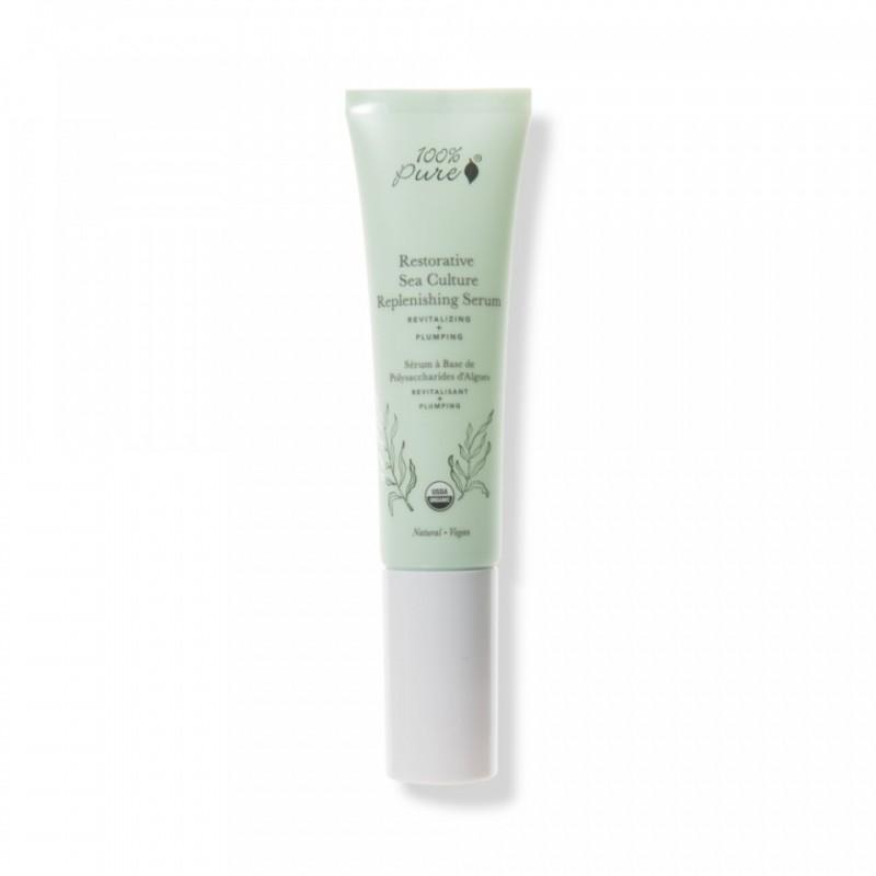 Serum hidratant reparator cu alge marine Sea Culture - 100 Percent Pure Cosmetics