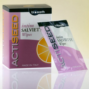 Servetele intime Actiseed - Bioearth