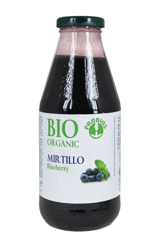 Nectar bio de afine, fara zahar, 500ml - Probios