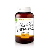 Turmeric bio 400mg, 200cps - Diet-Food