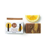 Sapun natural Cinnamon and Orange - Jovis Homemade Beauty