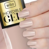 Lac de unghii Incredible Gel no.8 - Wibo