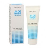 Gel calmant si purificator pentru acnee si exces de sebum Aloebase Sensitive - Bioearth