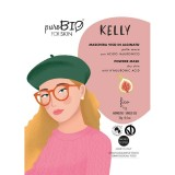Masca peel-off ten uscat KELLY smochine, 13g - PuroBio