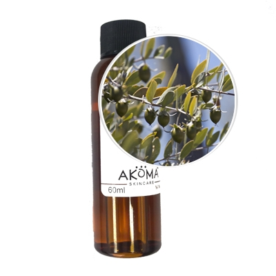 Ulei de jojoba presat la rece, certificat organic, 60 ml - Akoma Skincare