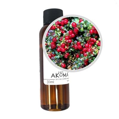 Ulei din seminte de merisor (cranberry), 30 ml - Akoma Skincare