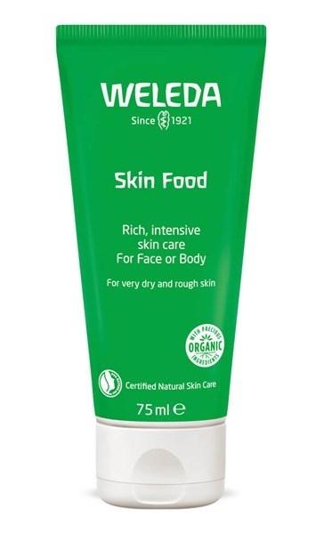 Skin Food, crema nutritiva piele uscata, ten si corp, 75 ml - Weleda